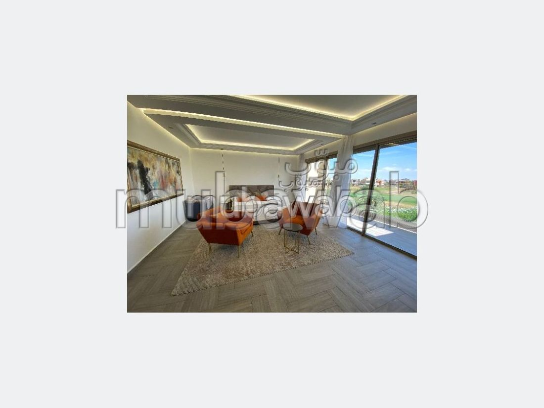 Magnifique villa à louer à Route Amizmiz.Meublée