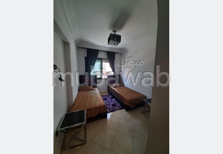 Appartement 100m² Bd Tantan