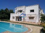 EN LOCATION Villa de 2000 m² à Souissi Rabat