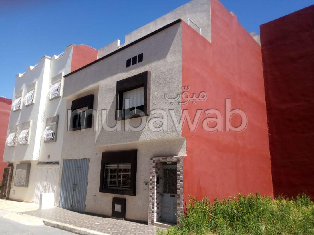 Maison neuve a vendre entre kenitra et mehdia