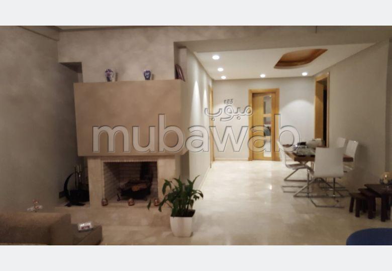 Moderne appartement Val Fleuri 125m