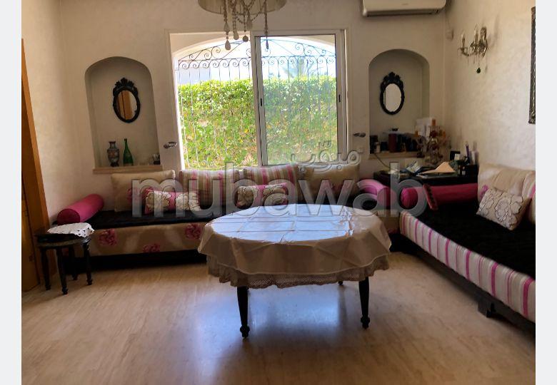 Villa d'Angle à vendre à Ain Diab