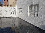 شقة رائعة للبيع بالقنيطرة. المساحة الكلية 200 م². شرفة كبيرة.