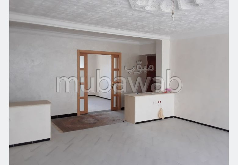Find an apartment for rent. 3 Small bedroom. Caretaker service.