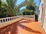Preciosa villa en alquiler en Iberie. 4 Gabinete. Jardineras, Gran terraza.