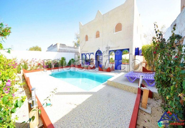 Villa en location avec piscine