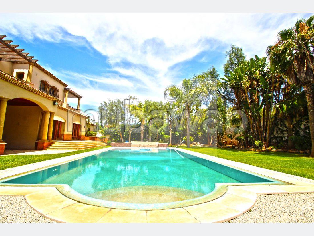 Villa de luxe 5 chambres anfa