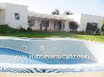 Rabat location d'une villa à souissi