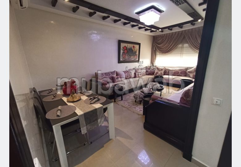 Fabulous apartment for sale. Large area 108 m². Residence with caretaker, general air conditioning.