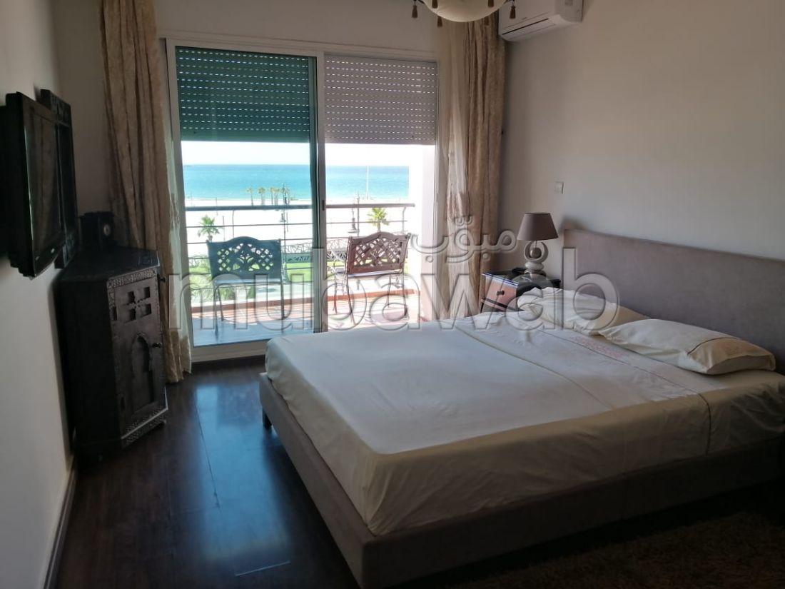 Appartement en location malabata vue mer 11000dh