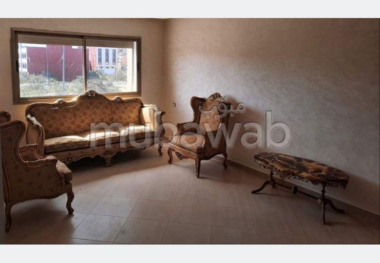 شقة مشمشة مزيان وشبعانة غربي وجات في الطابق الاول