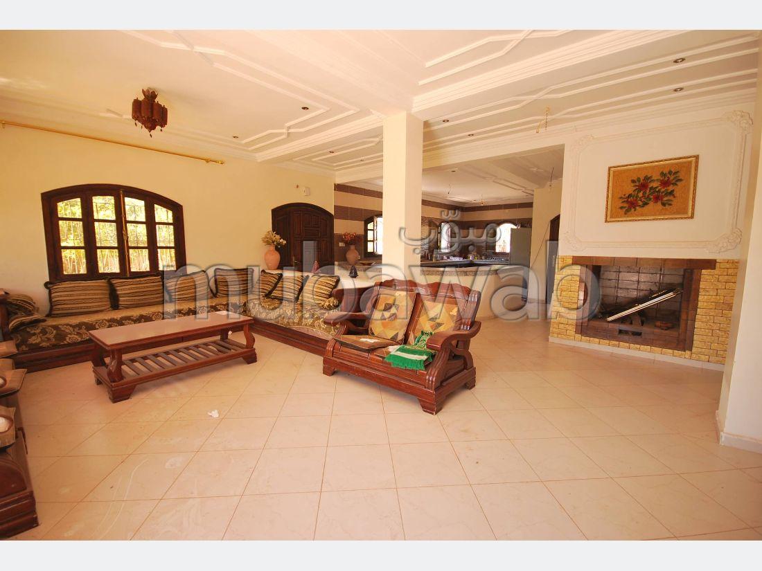 Vaste propriété titrée à 40 minutes d'Agadir
