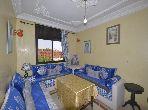 بيع شقة بمراكش. المساحة الإجمالية 54.0 م². مطبخ مجهز جيدا.