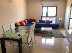 Appartement à louer à Casablanca Finance City. 2 grandes pièces. Meublé