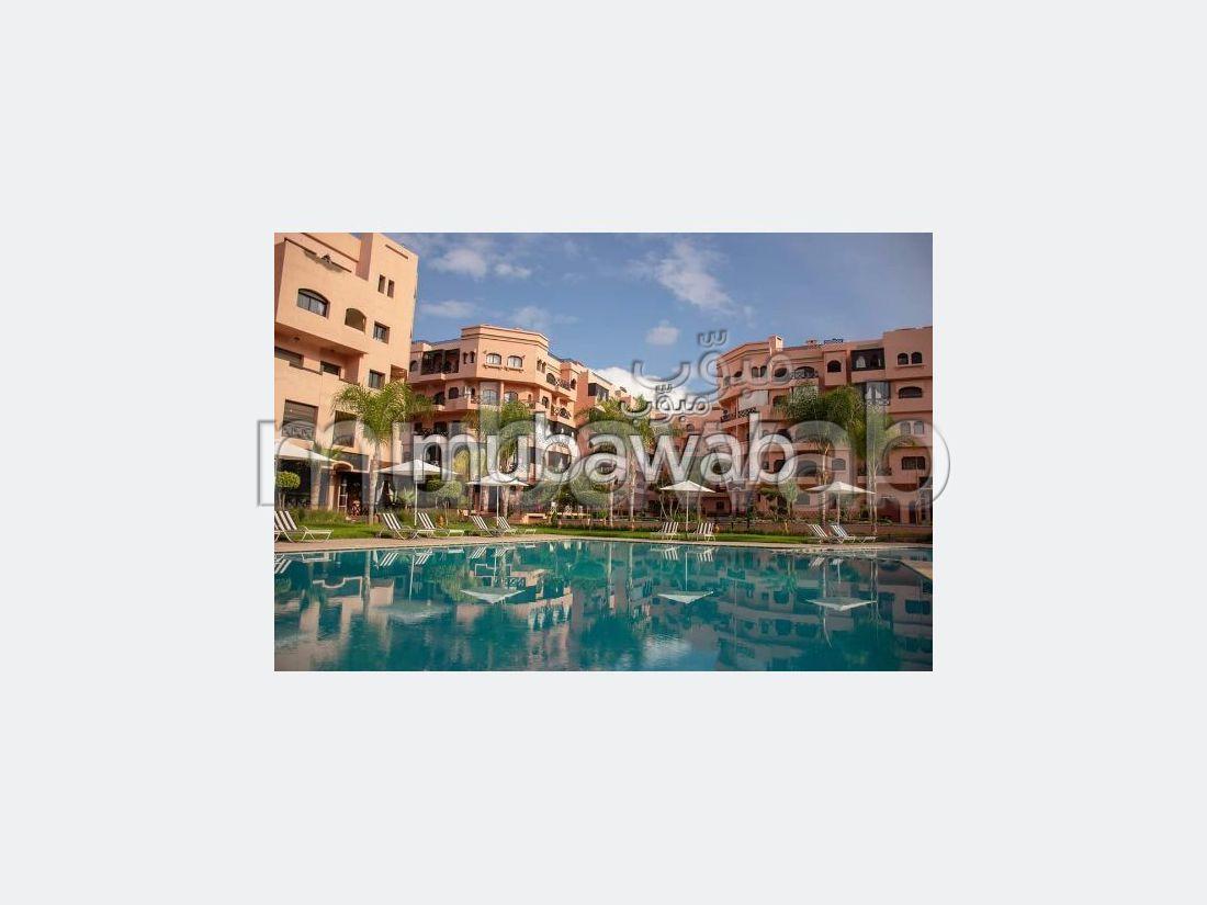 Luxueux appartement dans résidence avec 5 piscines