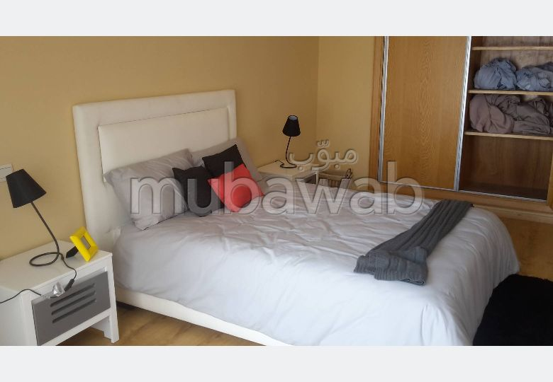 Appartement Haut standing hautement meublé