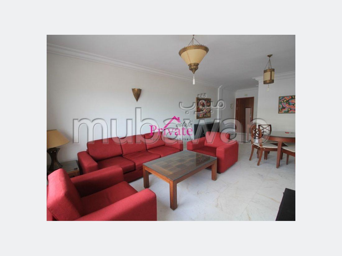 Location Appartement 70 m² BOULEVARD Tanger Ref: LZ515