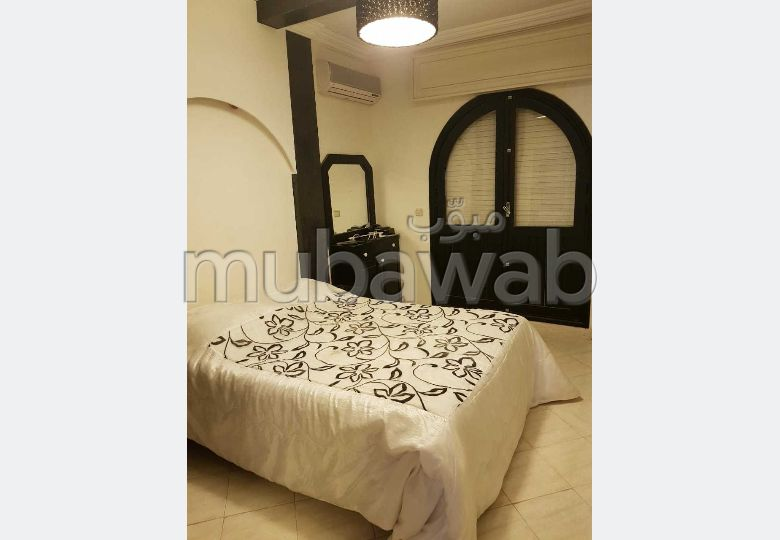 Apartment for rent in Route de Safi. 2 beautiful rooms. Storage unit.