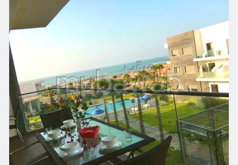 Appartements sur Tamaris2 avec vue sur ocean et pi