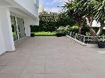 Villa avec un très beau jardin à la vente foute dazzemour Ain Diab