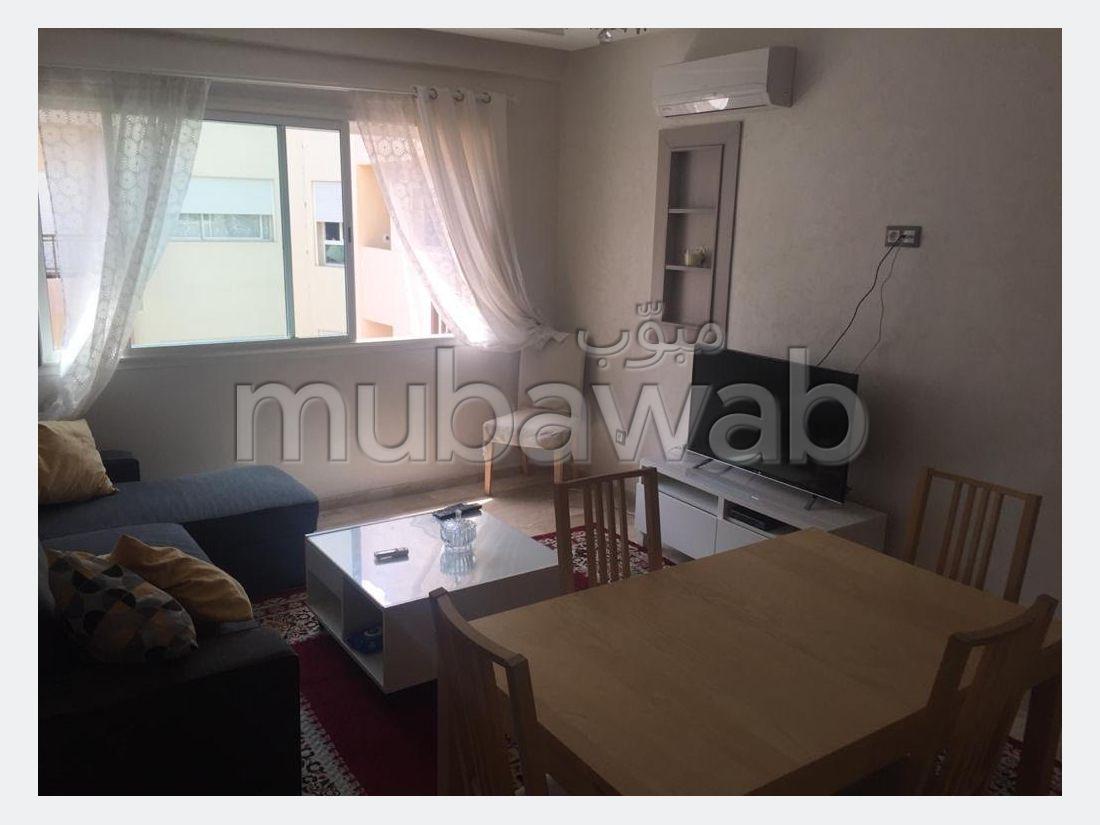Bonito piso en alquiler. Dimensión 80 m². Trastero.