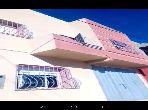 Très belle maison en vente à Dar Bouazza. Surface totale 80.0 m². Vue sur mer et porte blindée.