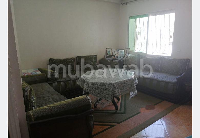 Bonito piso en venta. 2 Sala. Salón marroquí tradicional, residencia segura.