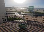 Appartement de vacances à louer à Tanger. 2 grandes pièces. Bien meublé