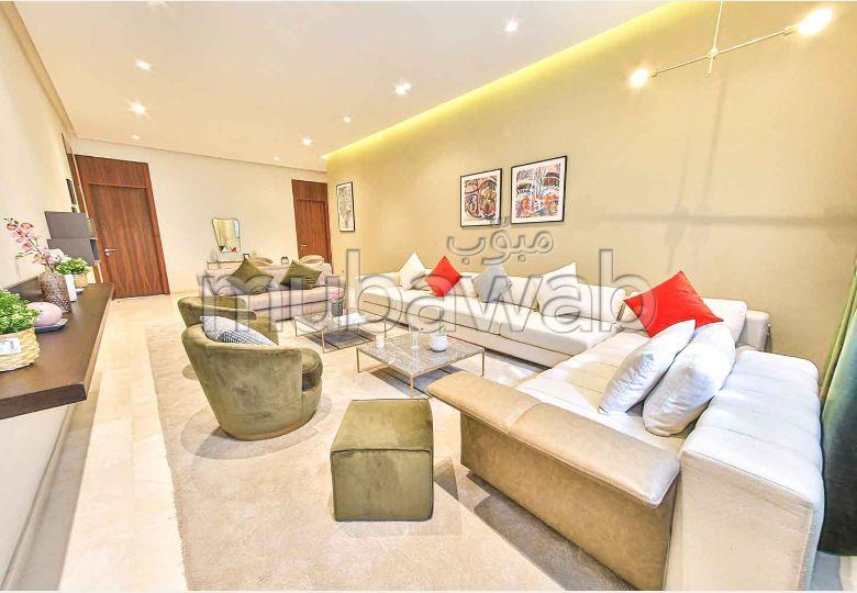 Appartement RDC de 143m² en vente, Résidence les Jardins de l'Oasis