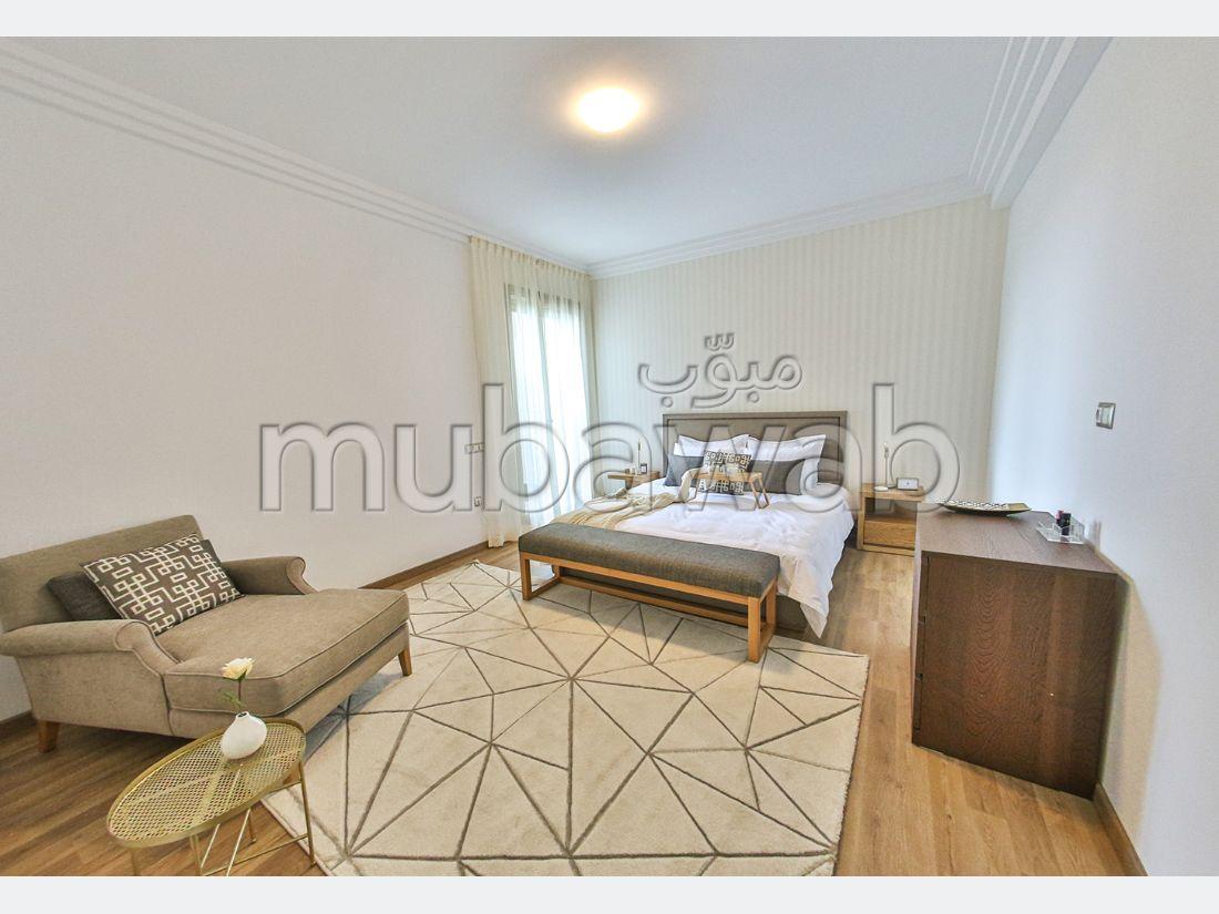 Appartement au RDC de 124m² en vente California Parc