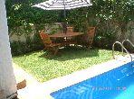 Villa avec piscine a cote de Ola blanca 45km casa