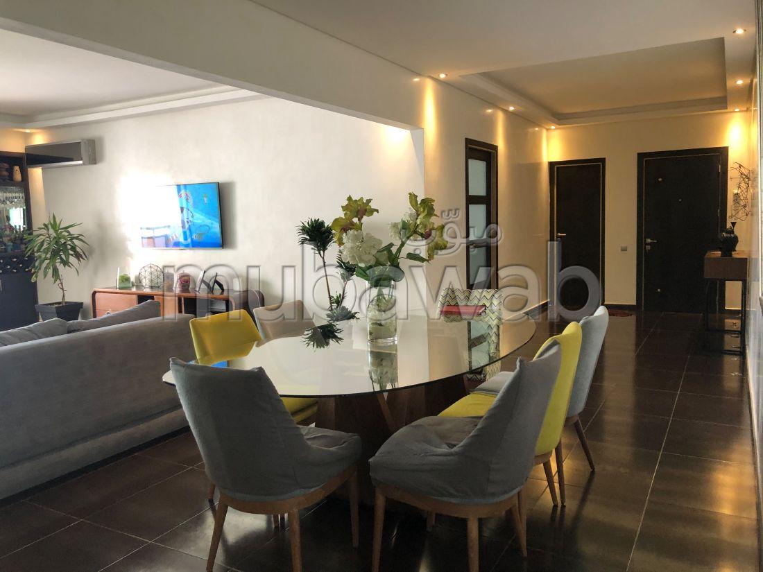 Appartement avec Terrasse Romandie Maârif