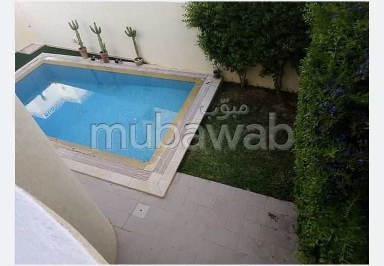 Une villa s3 à Mrezga