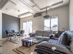 Studio meublé avec super terrasse Maarif