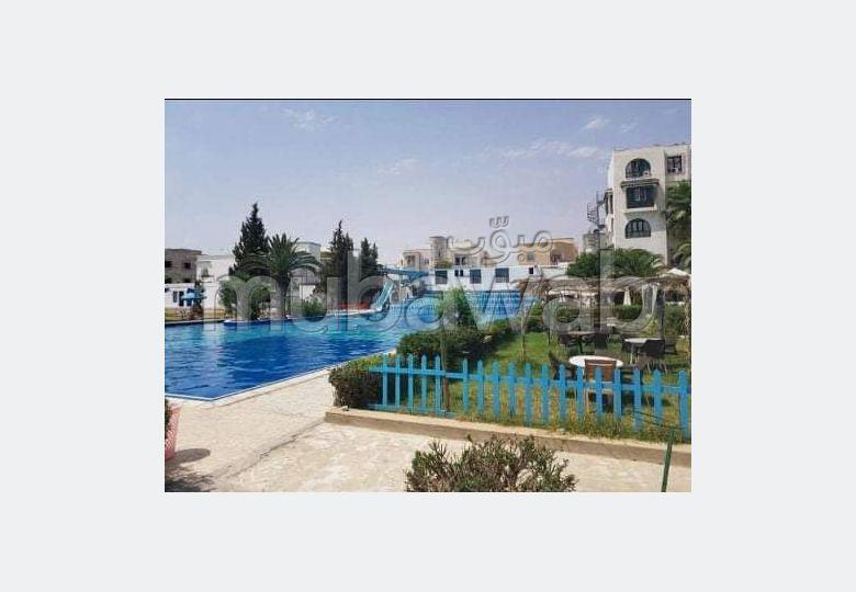 Location d'un appartement s+2 à Azur Plaza Kantao