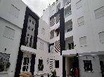 Beautiful apartment for sale in Cité Ennasr 2. Dimension 130 m². Robust door, Air conditioning installation.