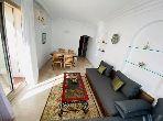 Location studio meublé avec terrasse à GAUTIER