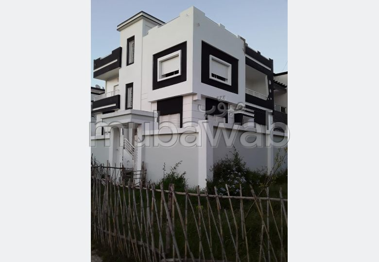 Une villa à vendre