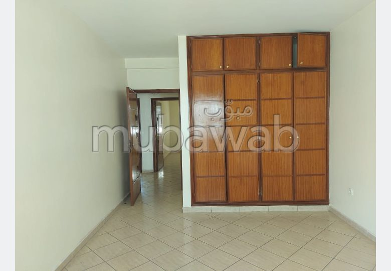 Apartment for rent in Abattoirs. 4 Dormitory.