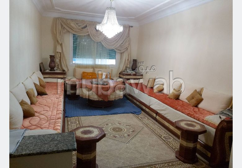 Apartment for sale. Dimension 84 m². Protected neighbourhood.