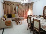 A louer Luxueux appartement s+2 a cite wahat aouina