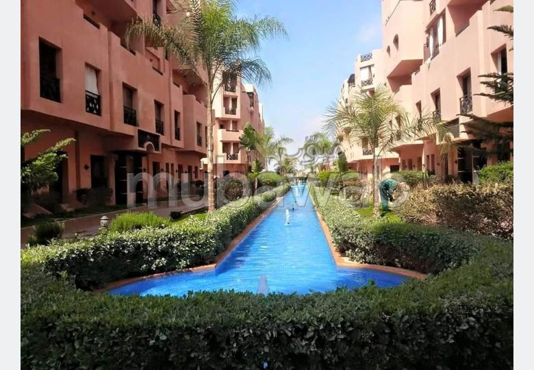 Apartments for rent in Route Casablanca. 2 Room. Storage unit.