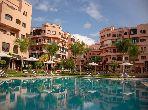 Appartement de vacances dans résidence avec 5 piscines