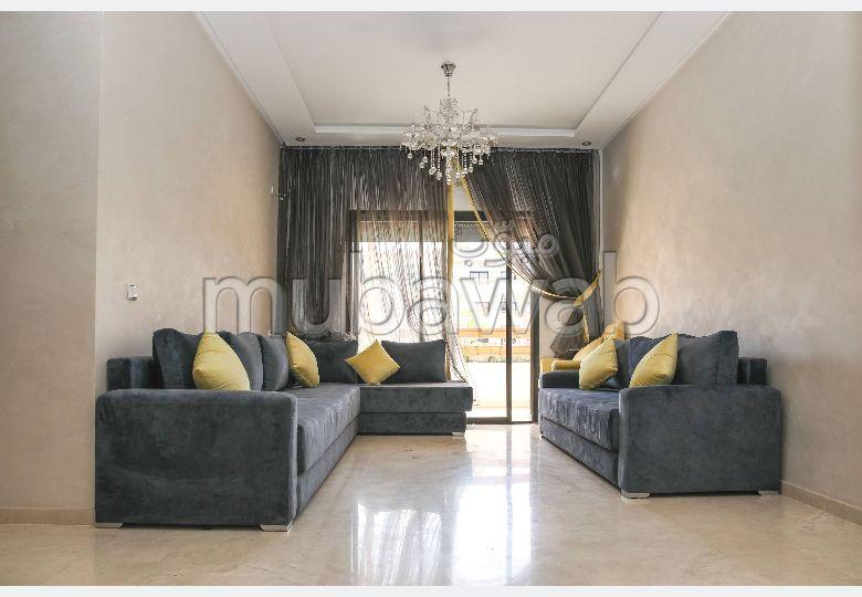 شقة رائعة للبيع بمراكش. 2 غرف جميلة.