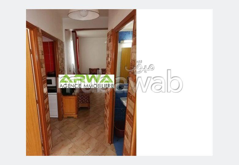 Appartement a vendre 50 m² a hay mohammadi agadir