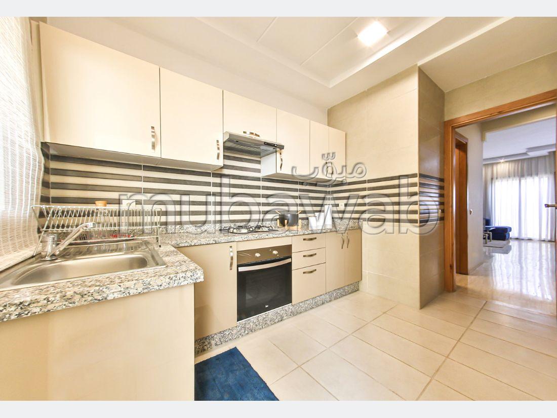 Appartement de 111m² en vente, Résidence Saadat El Oulfa 2