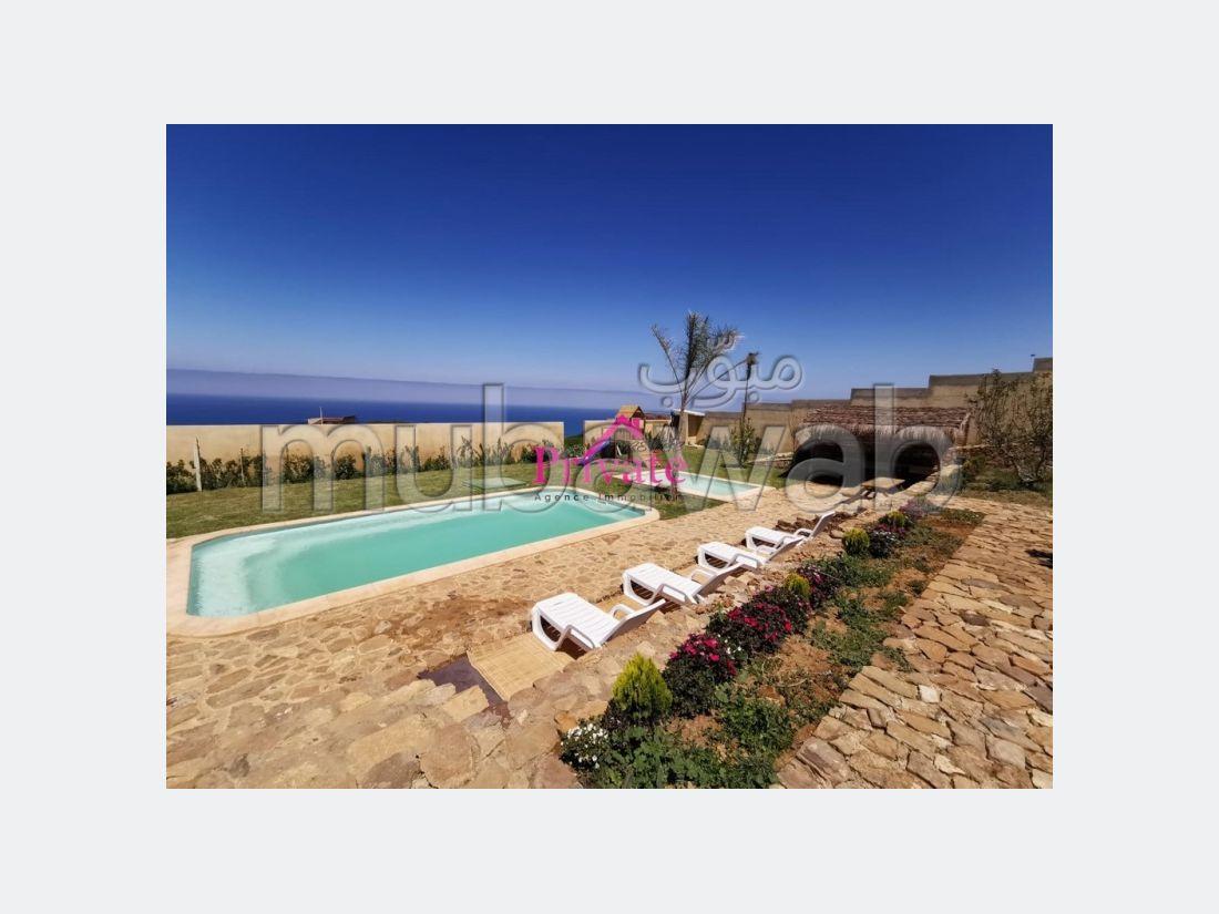 Location Villa 500 m², SIDI MGHAIT Tanger Ref: LZ543