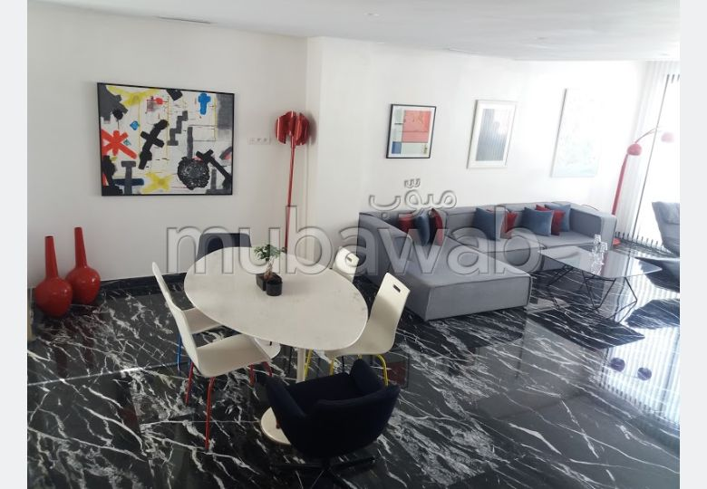 Duplex meublé en location a Racine