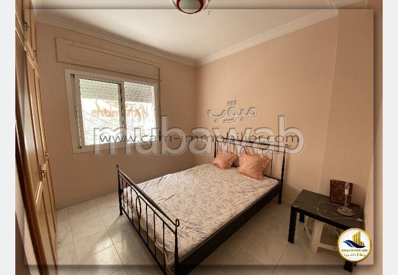 شقة للبيع بطنجة. 3 غرف رائعة قرب مرجان