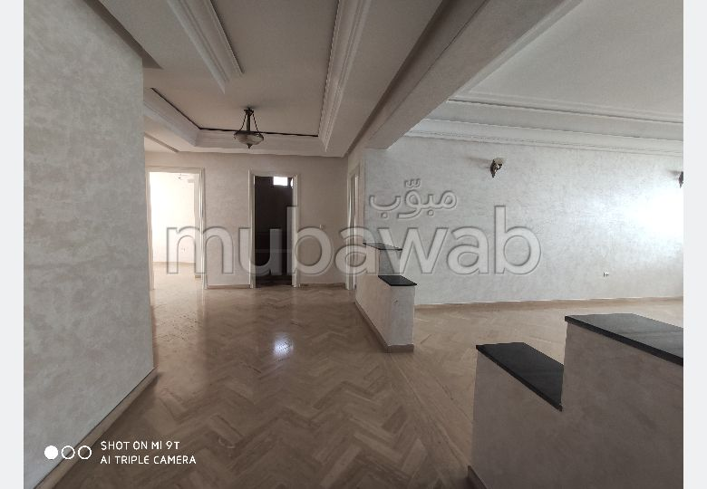Apartment to purchase in Gauthier. 3 Small bedroom. Parking spaces and terrace.
